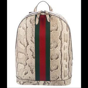 fe02aa92b742 Men Gucci Backpack on Poshmark